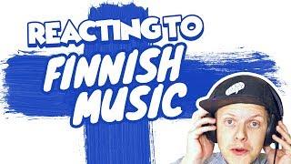 Reacting To Finnish Music