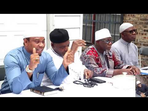 Alhaji Muyideen Olanrewaju Adio Animashaun: Fidau Prayer. July 20th, 2019