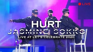 Jasmine Sokko   HURT (Live At Let's Celebrate 2020)