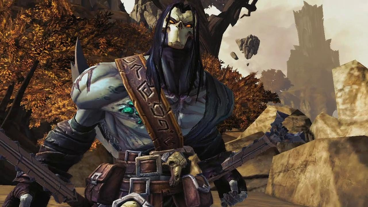 Darksiders II? Yup, Still About An Angry Guy Called Death