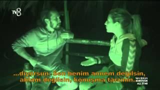 Survivor All Star - Berna ve Doğukan Birbirlerine Girdiler (6.Sezon 30.Bölüm)