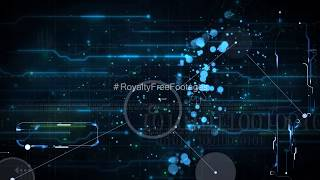 Particles overlay background   moving background Hd   Royalty Free Footages   Technology background