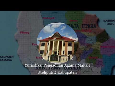 Profil Pengadilan Agama Makale