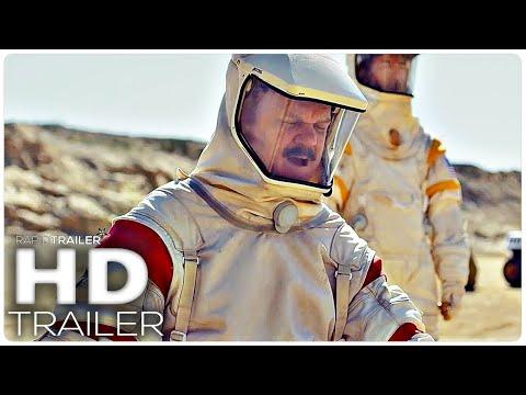 Moonbase 8 Trailer Starring John C. Reilly