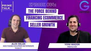 Alex Sklar   The Force Behind Financing eCommerce Seller Growth