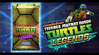 Legends Packs!!! | TMNT Legends (Part 4)