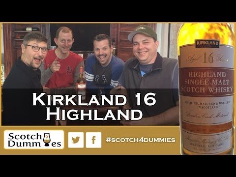 Kirkland Signature 16 Year Old Highland Scotch Whisky Review #91