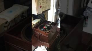 Gramophone restoration