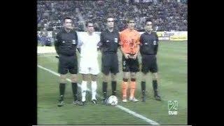 Albacete 0 - Valencia 1. Temp. 03/04. Jor. 19.