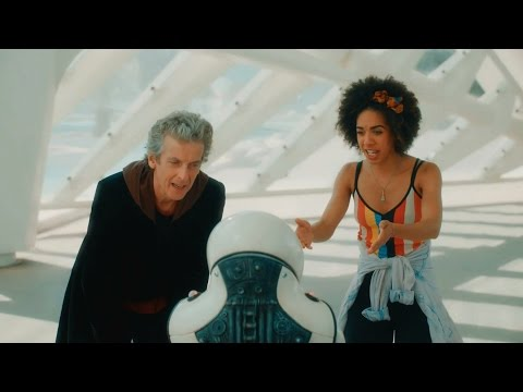 New Trailer for Doctor Who Series 10