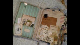 Woodland Journal/Junk Journal Flip Through No.2