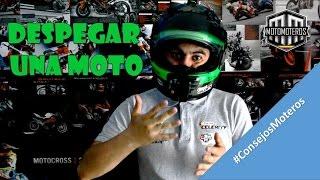 ¿Cómo Hacer Un CORRECTO DESPEGUE En Moto? - MOTOMOTEROS