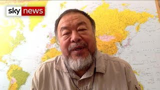 Ai Weiwei: Hong Kong On Course To Become Chinese Province