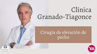 Cirugía de elevación de pecho - Clínica Granado-Tiagonce