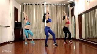 Aerobic Bài 2 giảm mỡ nhanh toàn thân