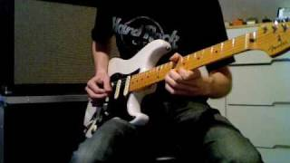 Light Switch // Dredg // guitar cover