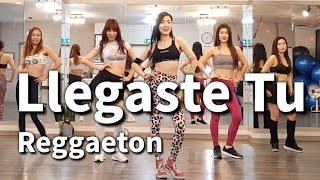 Llegaste Tu  Zin 78  CNCO & Prince Royce  Reggaeton  Zumba  Choreography By Gi Yun  줌바댄스