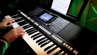 Chubby Checker - Limbo Rock - PSR S950