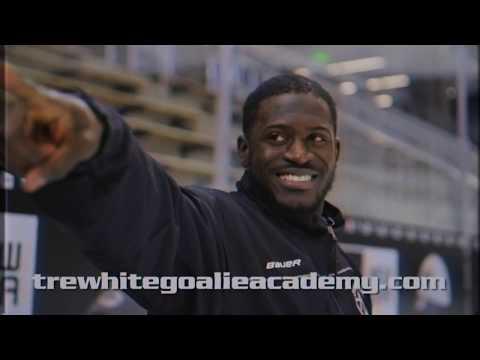 The Tre'Davious White Goalie Academy of Louisiana at Buffalo