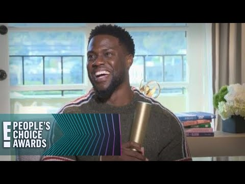 Kevin Hart Wins Comedy Act of 2018 at the E! PCAs | E! People's Choice Awards (видео)