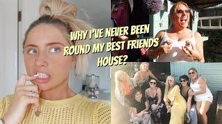 Why I've never been round my best friends house?? Brows & BBQ's!