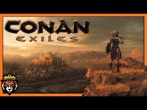 It's Time to Move Out & Dancing Ghosts?! (Conan Exiles Gameplay) #6