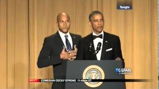 President Obama's 2015 White House Correspondents' Dinner Speech
