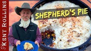 Shepherd's Pie with Parmesan Potatoes