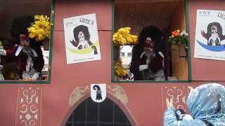 スイス発 バーゼルのファスナハトパレード・ワギースと叫んで見よう 4 【スイス情報.com】
