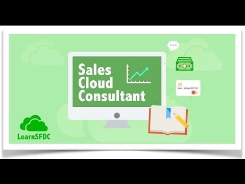 Sales Cloud Consultant Certification: Rapid Exam Prep (Promo ...