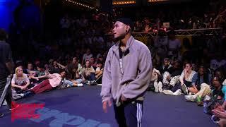 Spider vs Batalla 2ND CHALLENGER ROUND Hiphop Forever Warrior Edition - Summer Dance Forever 2018