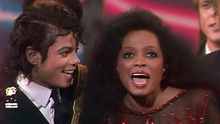 HD - We Are The World LIVE 1986 - Michael Jackson & Others