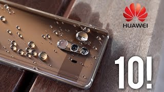 Huawei Mate 10 Pro vs Mate 10 Unboxing and Camera Test!