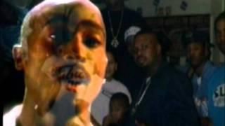 DJ Screw - I Ain't Mad At Cha (2Pac)