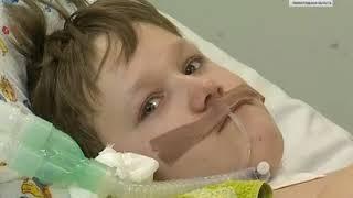 Матвей Мирошин, 12 лет, прогрессирующая мышечная дистрофия Дюшенна