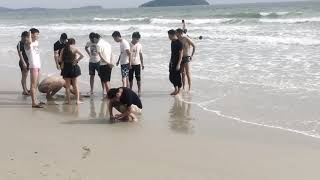 preview picture of video 'Otress Beach, Sihanoukville'