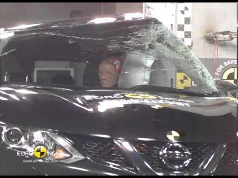 NCAP: Nissan Qashqai
