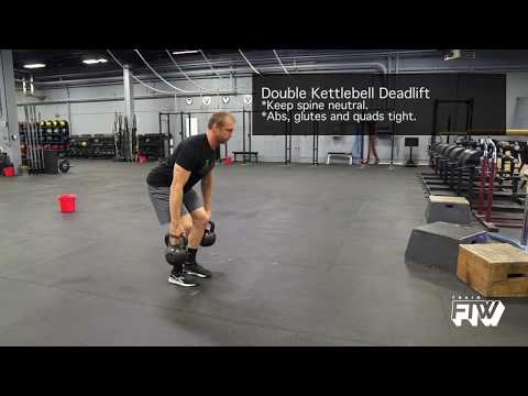 One-Arm Side Kettlebell Deadlift