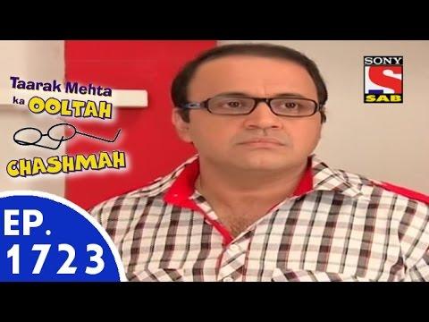 Taarak Mehta Ka Ooltah Chashmah - तारक मेहता - Episode 1723 - 23rd July, 2015