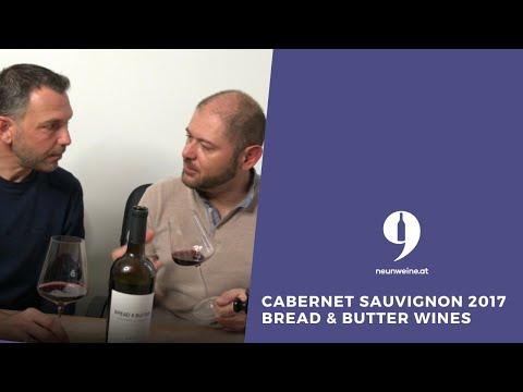 9Weine-Founder Herbert & Michael präsentieren den Cabernet Sauvignon 2017 von Bread & Butter