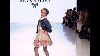 MONNALISA Spring Summer 2018 Art Hearts Los Angeles - Fashion Channel