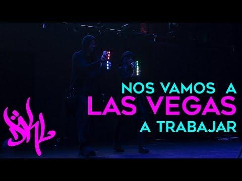 2018 Microsoft Inspire Las Vegas (Photocall Light Painting, Team Building, Live