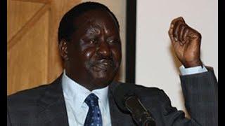 NASA principal Raila Odinga defends his move for peaceful demos in the CBD over IEBC