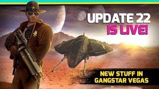 GANGSTAR VEGAS - UPDATE 22 (QUILLGUN | STRIKEWIND ) GAMEPLAY