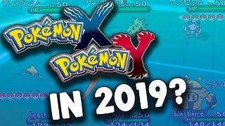 Do People Play Pokemon X And Y In 2019?!