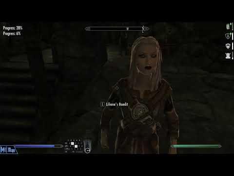 Skyrim Necromancy