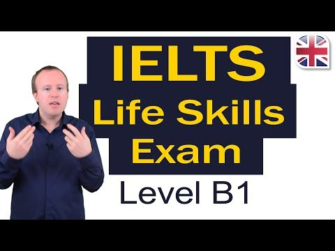 IELTS Life Skills Exam Guide - Level B1