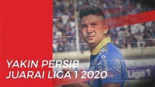 Jelang Liga 1 2020, Kim Kurniawan Optimis Persib Bandung Juara