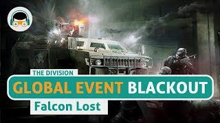 The Division 1.8.1 - GE Blackout Falcon Lost