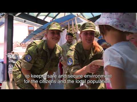 EU CSDP missions and operations - EUFOR Althea